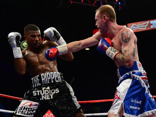 Boxing: Jack vs. Groves