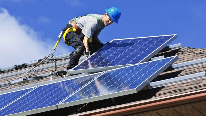 Clean Energy for a Healthy Arizona would require utilities to get 50 percent of their power from renewable sources like solar and wind by 2030.