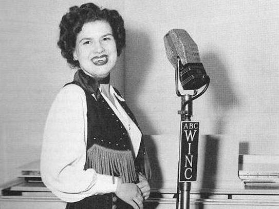 The great Patsy Cline.
