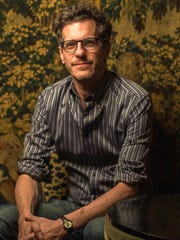 Brian Selznick is now getting a turn to design the