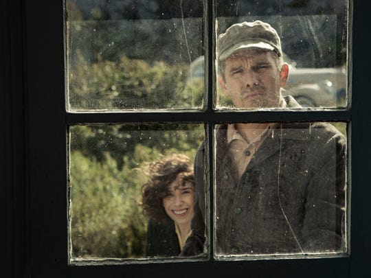 "In ""Maudie,"" Maud (Sally Hawkins) and Everett (​​​​​​​Ethan"