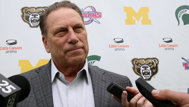 Tom Izzo, Michigan State's men's basketball coach, will address the topic of bullying this month at a Defeat the Label forum.