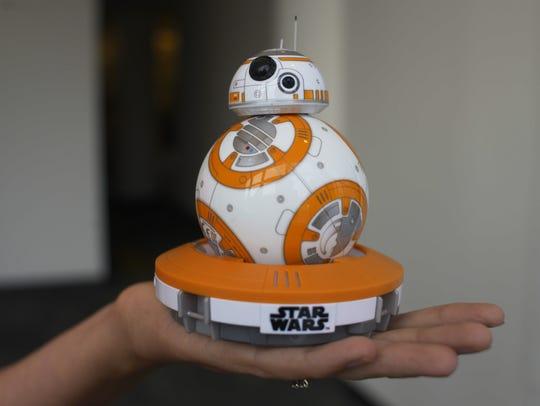 """Star Wars"" BB-8 Droid (Sphero, $149.00)"