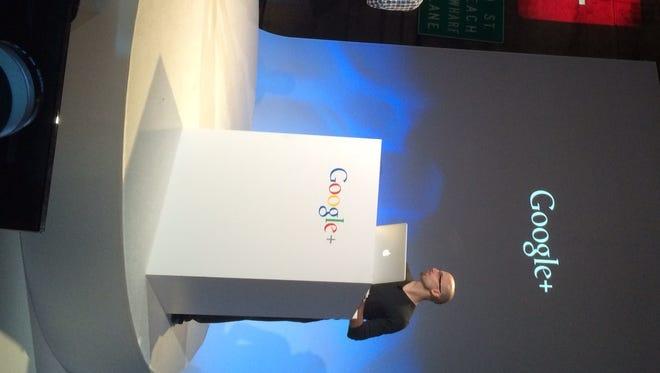 Google's head of social Vic Gundotra