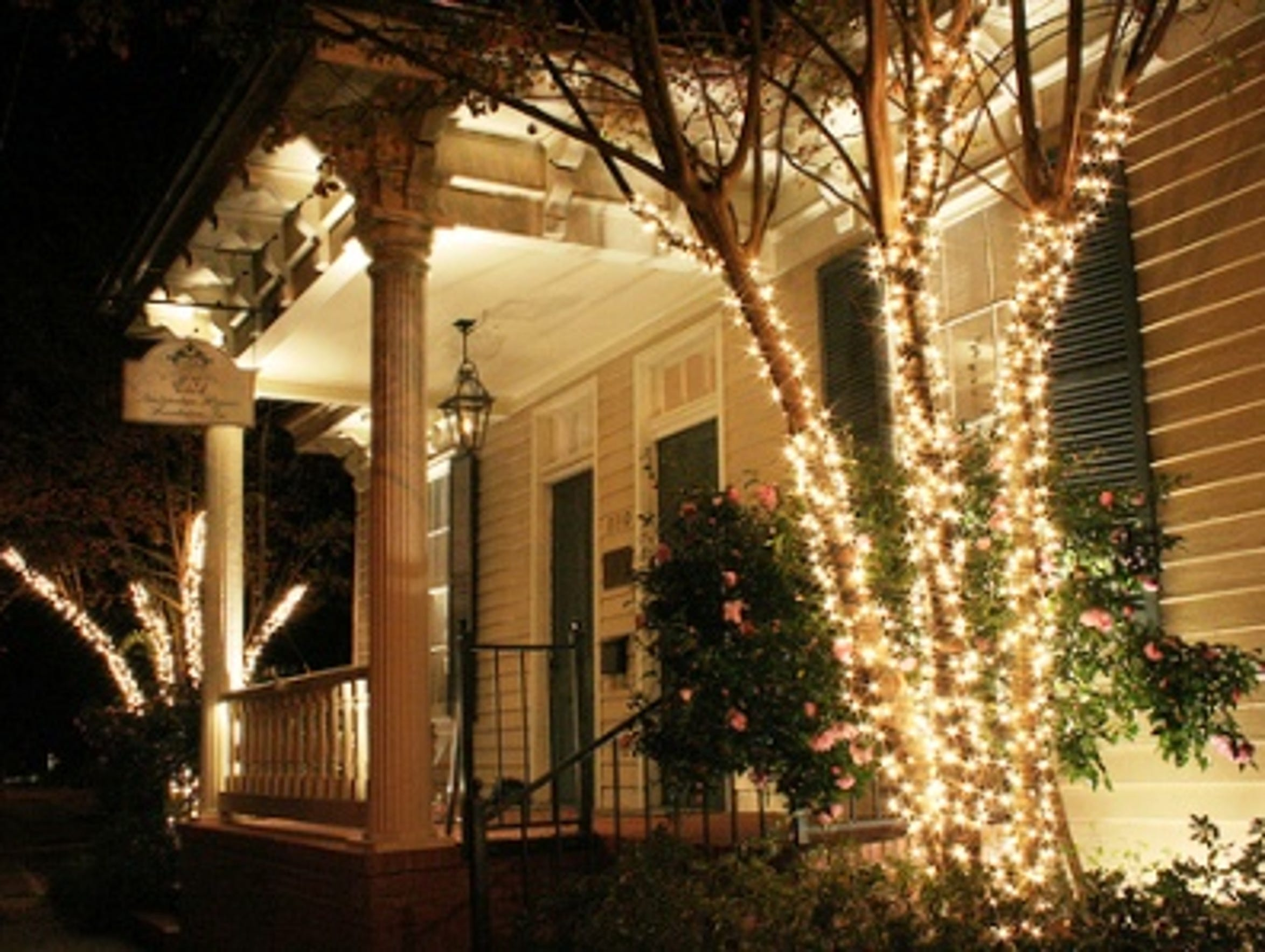 Cunningham Law Office is among the stops on Christmas on the Cane home tour, on of several on the Natchitoches Historic Foundation Christmas Tour of Homes this December.