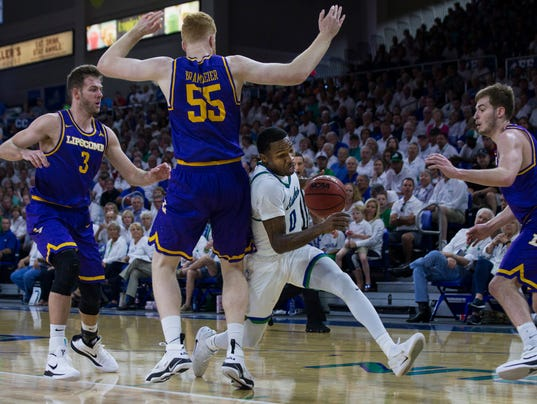 College basketball: FGCU men in better mood and ready for the NIT
