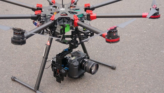 The FAA is looking at new rules that would allow drones to play a greater role in real estate.