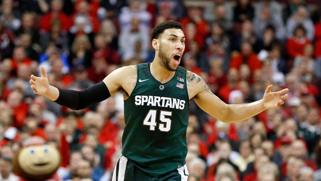 Denzel Valentine's dream of a Big Ten title isn't completely dead, even if it remains out of Michigan State's control.