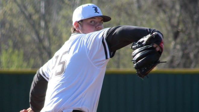 Left-hander Ryan Weathers was drafted seventh overall by the San Diego Padres.