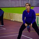 This group plays Pickleball every day in York