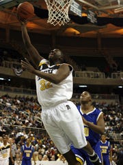 """Draymond Green earned his offer to Michigan State in 2007 and an """"all-out"""" recruitment."""
