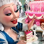 Sherman meets Marie Antoinette, who is, of course, obsessed with eating cake. The movie's glimpses of history may be inspire kids to learn more, but they don't strive for accuracy.