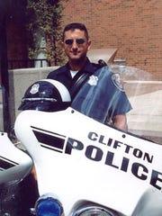 Clifton Patrolman John Samra was killed in the line of duty in 2003