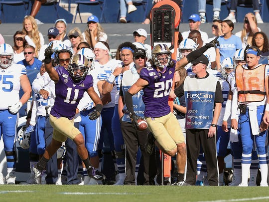 USC Trojans vs Washington Huskies odds, picks and best bets