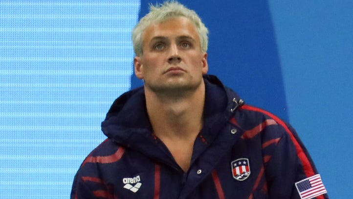 Ryan Lochte has been suspended for 10 months and will