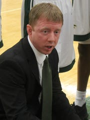 Groves head coach Marc West offers up a few words of