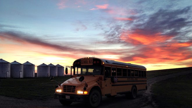 Montana's isolated rural schools can be a long way from law enforcement in the event of an emergency.