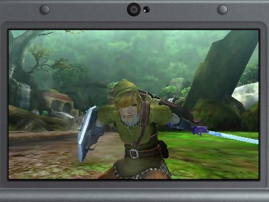 How to get Link costume, sword and bow in Monster Hunter 4
