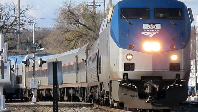 Amtrak will add extra trains for the Thanksgiving holiday.