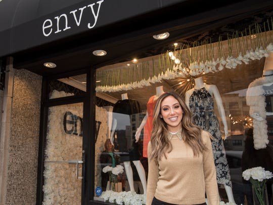 Real Housewives star Melissa Gorga has reopened her