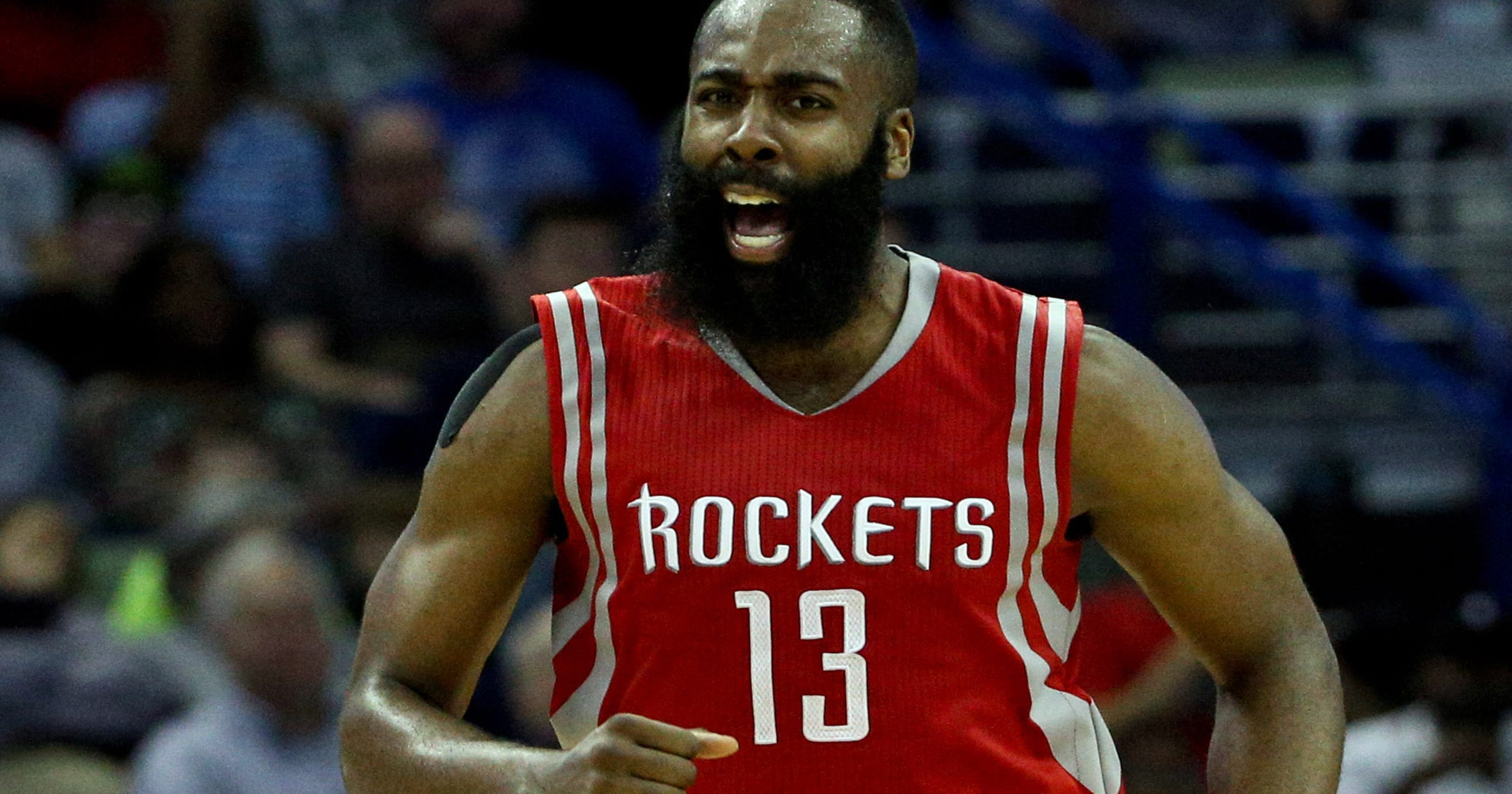 James Harden agrees to $200 million shoe contract with Adidas