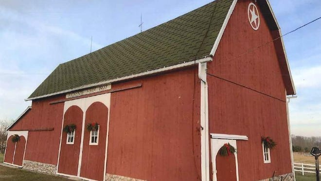 The MacKenzie Farm Barn near Adrian, owned by Allan and Virginia Langenderfer, was a Barn of the Year awardee for 2020 from the Michigan Barn Preservation Network. Nominations are being sought for the 2021 awards.