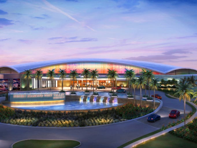 Status of casino in glendale az
