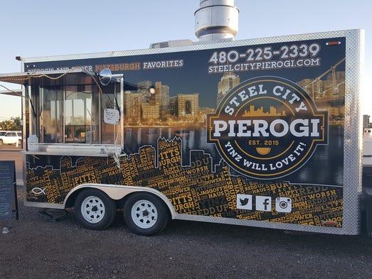Steel City Pierogi Food Truck