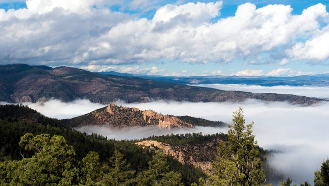 The Gila National Forest is slowly reopening outdoor recreational sites to the public.