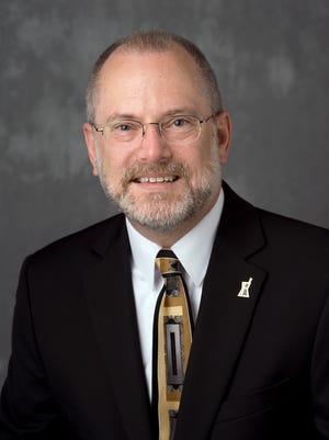 Craig Svensson, dean of the Purdue University College of Pharmacy.