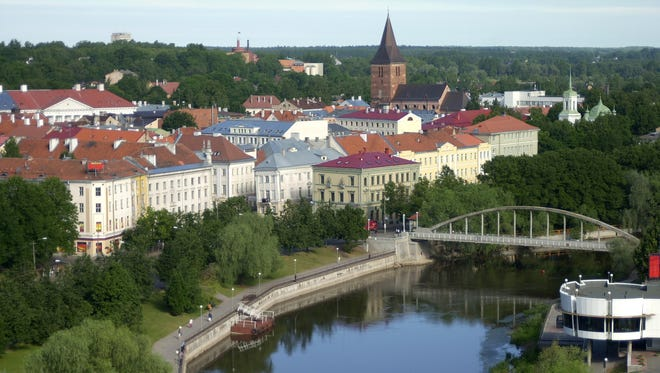 Salisbury officials are visiting the sister city of Tartu, Estonia, this week.
