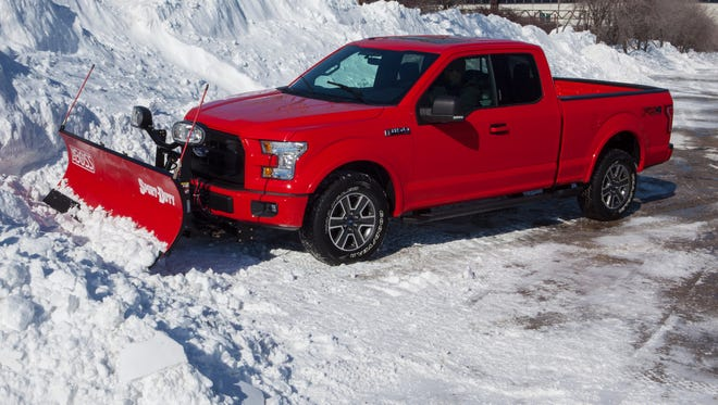 Better supplies of redesigned 2015 Ford F-150 should help boost January auto sales.