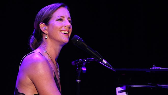 Sarah McLachlan performing in Asbury Park, New Jersey, July 28, 2018. David Gard /Correspondent