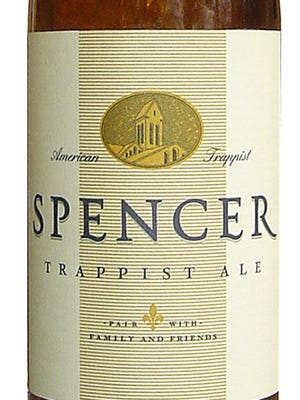 Spencer Trappist Ale from Spencer Brewery of Spencer, Mass., is 6.5 percent ABV.