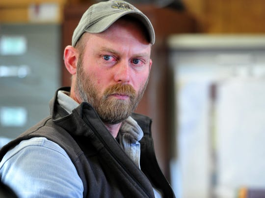 Fish, Wildlife and Parks biologist Jay Kolbe talks about FWP's pilot shoulder season elk hunt that took place on block management areas around White Sulphur Springs.