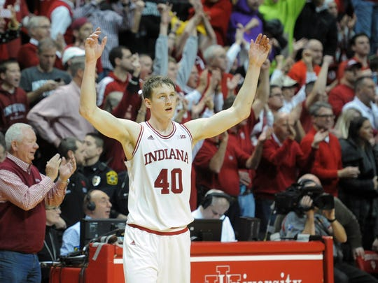 Cody Zeller helped turnaround the Hoosiers program.
