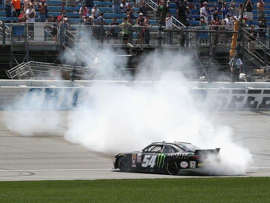 NASCAR XFINITY Chicagoland Race