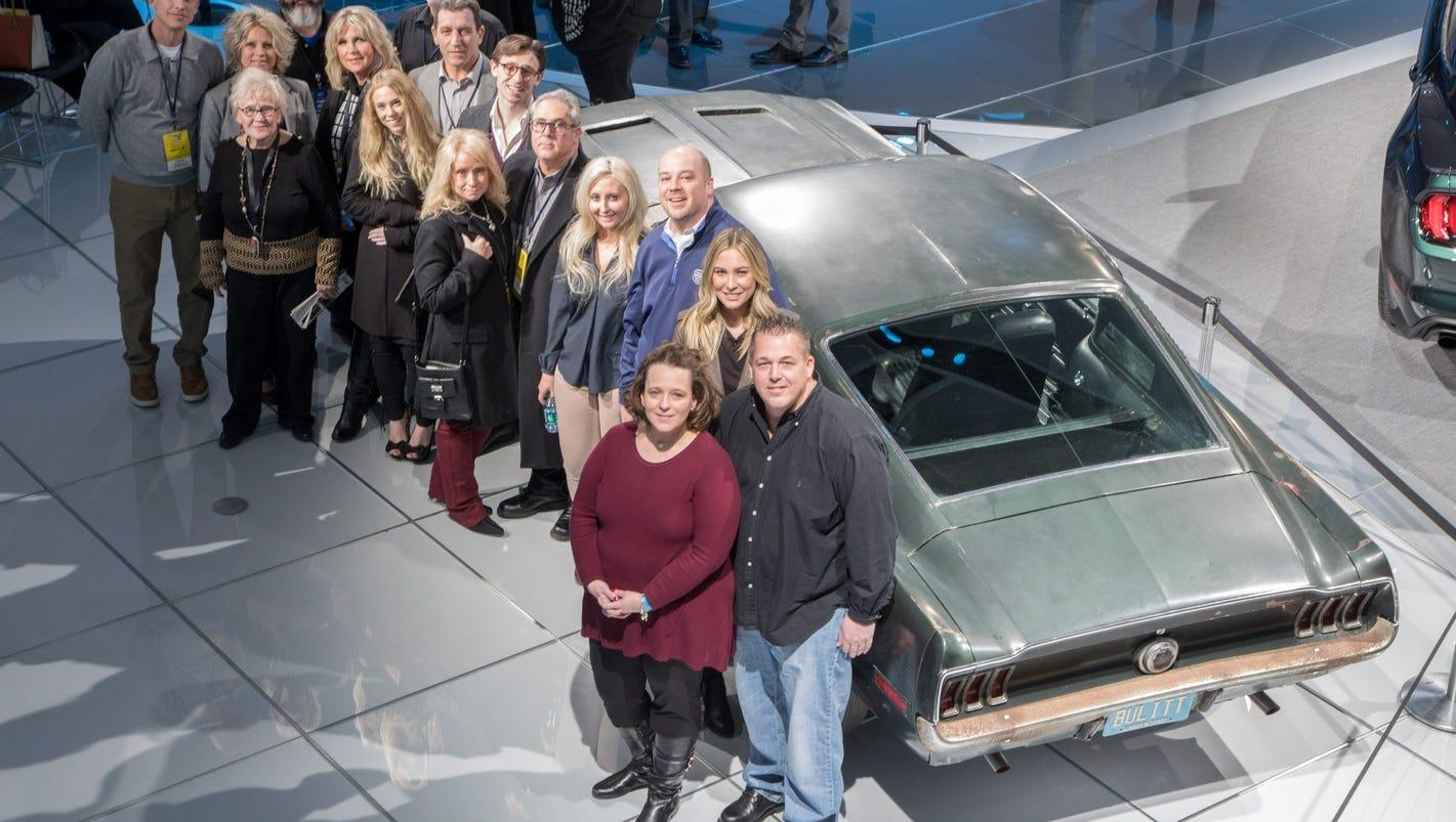 Bullitt Mustang Spent 40 Years In Garage Now It S Going