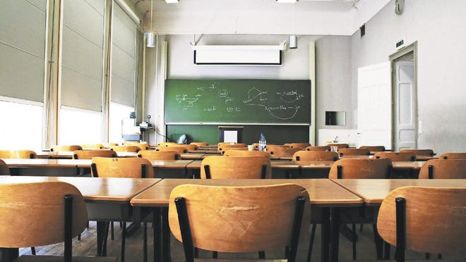 School budget and board votes take place Tuesday.