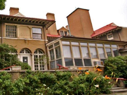Brown mansion