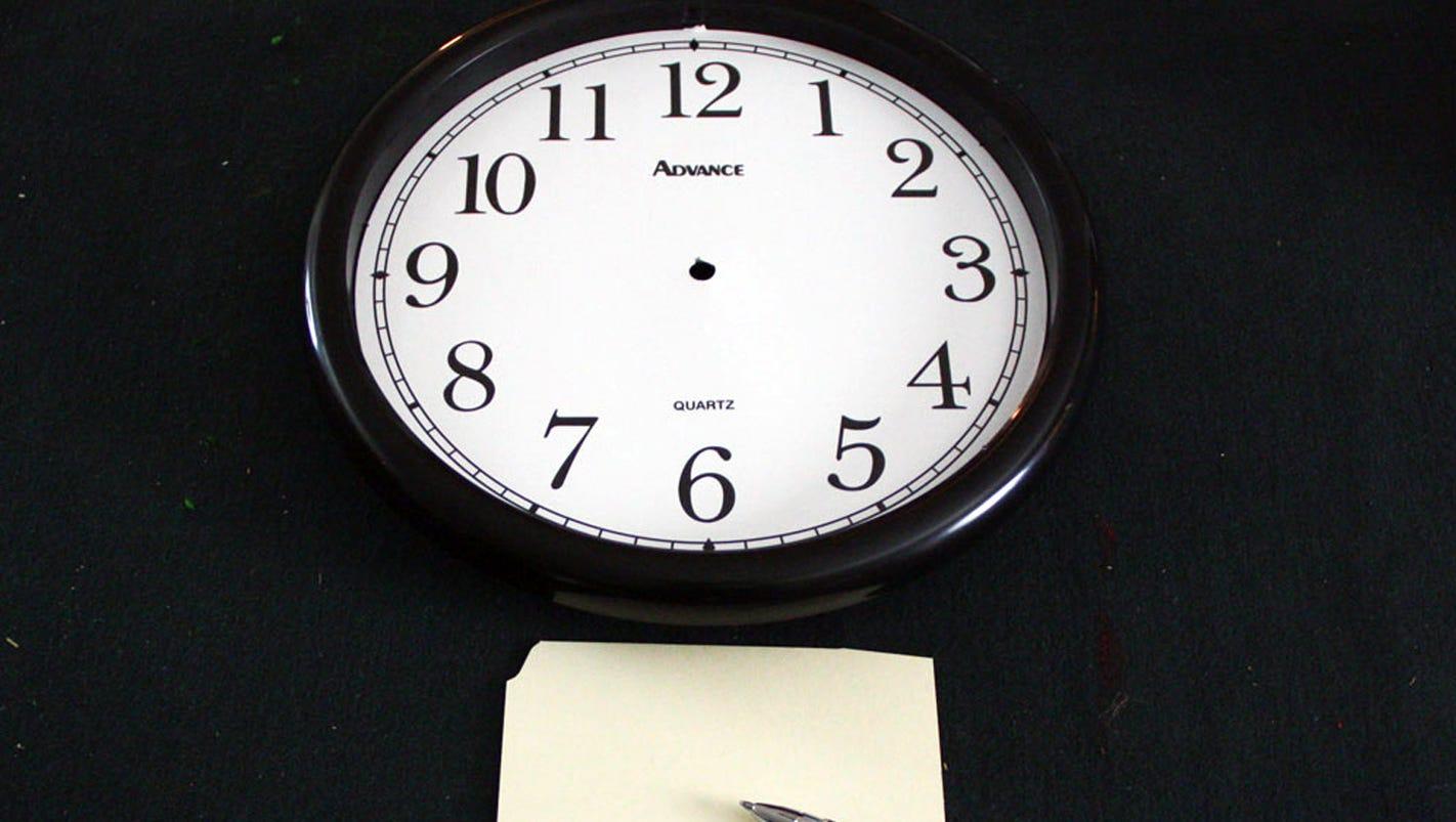 how to write daylight savings time