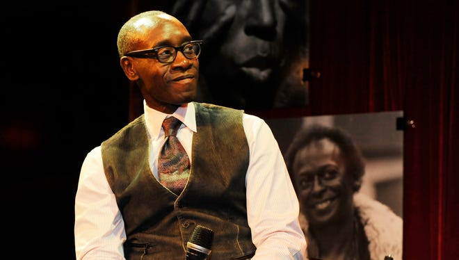 """Don Cheadle will play Miles Davis in """"Miles Ahead."""""""