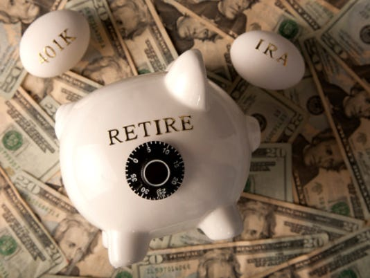 Finding a 'magic number' for retirement savings