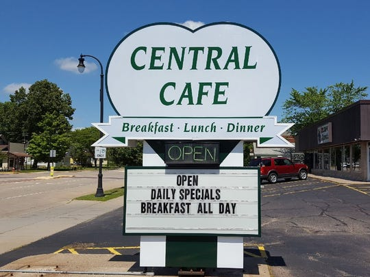 Central Cafe opened July 10 at 1209 S. Central Ave. in Marshfield.