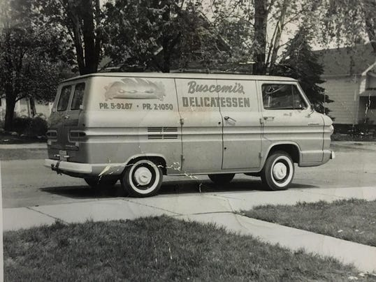 Cheers 27 - original delivery truck