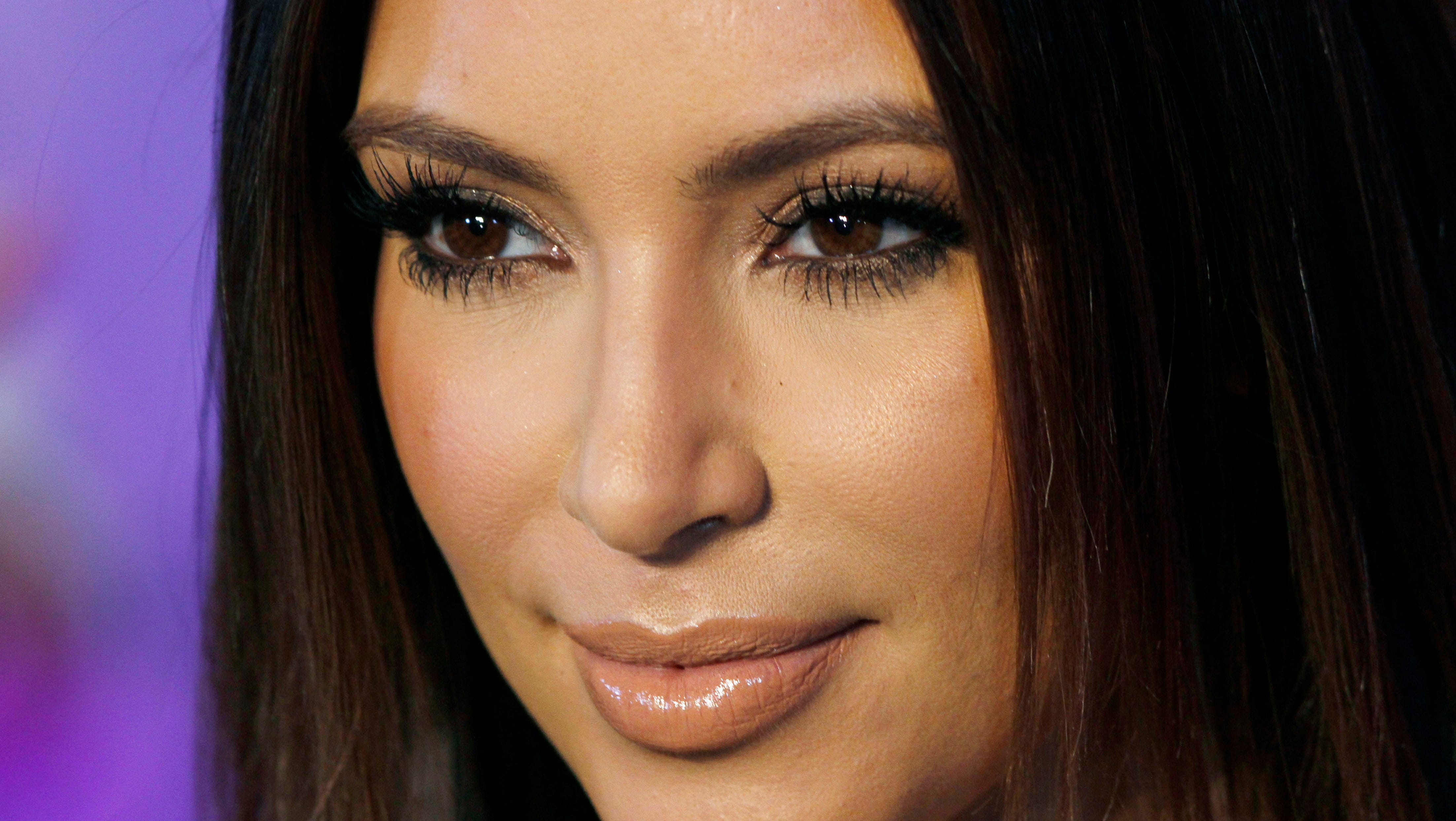 Kim kardashian on sis kylie my muse