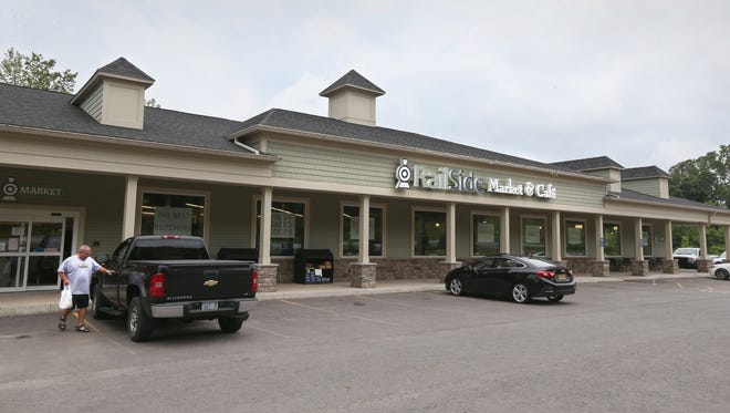 The Railside Market and Cafe located at 7249 Route 96 in Victor Wednesday, July 12, 2017.