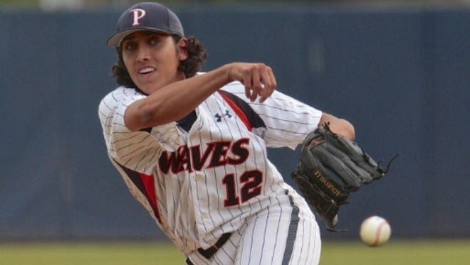 Pepperdine University's Evan Dunn has signed to play with the Battle Creek Bombers for the 2015 Northwoods League season.