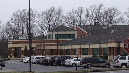 The Ann A. Mullen Middle School on Sicklerville Road in Gloucester Township is part of one of the largest K-8 school systems in South Jersey