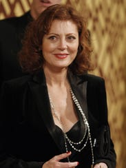 Oscar-winner Susan Sarandon was raised in Edison.